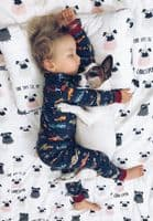 La Millou DOGGY UNICORN BEDDING WITH FILLING TODDLER
